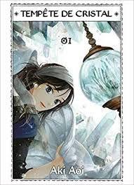 Tempête de cristal, Aki Aoi, Komikku, 2020
