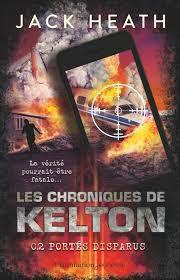 Les chroniques de Kelton, Jack Heath, Flammarion Jeunesse, 2020