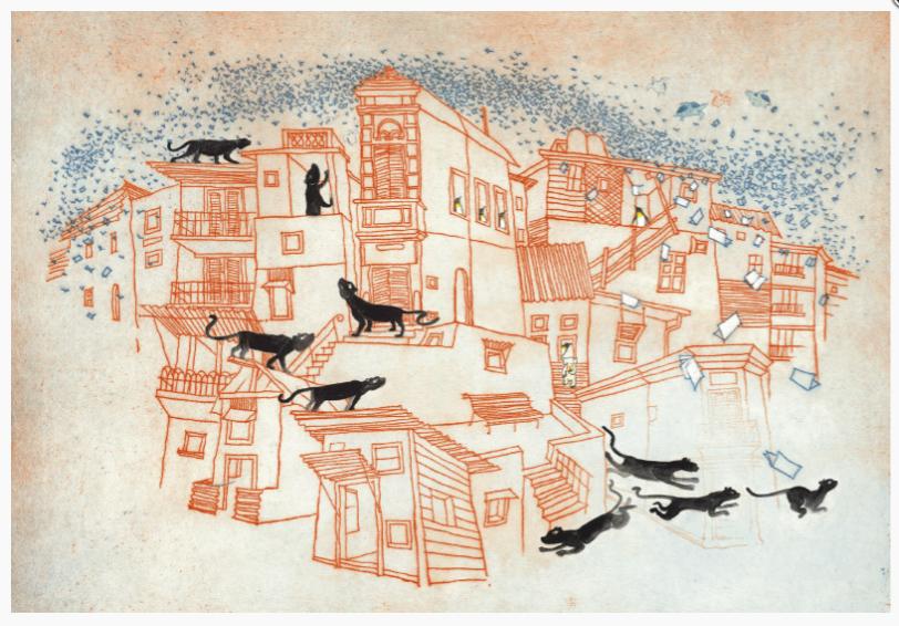 La marche de l'éléphant, Marije Tolman, Ronald Tolman, La joie de lire, 2020