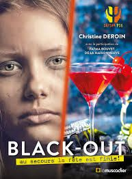 Black-out, CHristine Derouin, Le Muscadier, 2020
