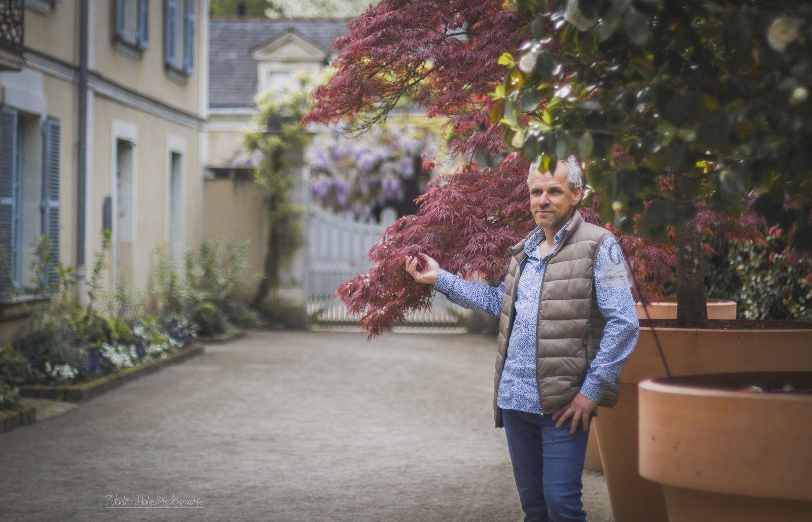 Trouver Un Jardinier A Domicile interview - michaël coach jardin à angers