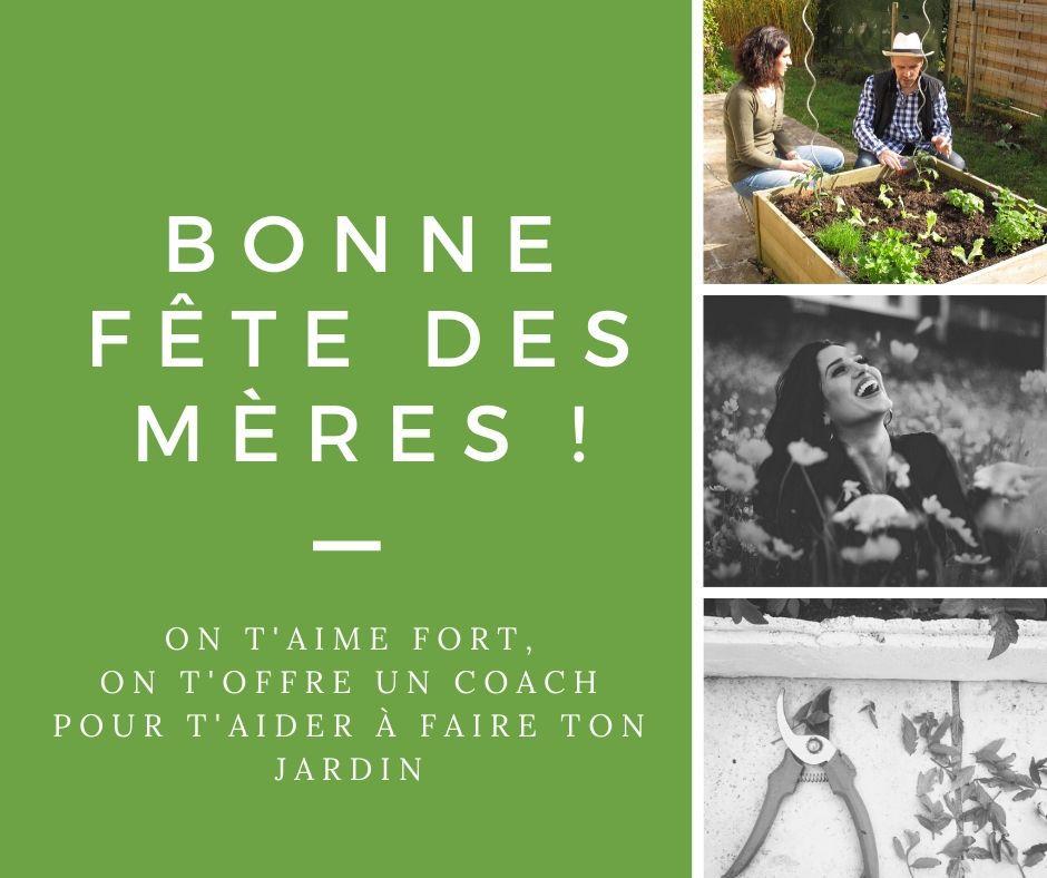 Offrir un coaching jardin