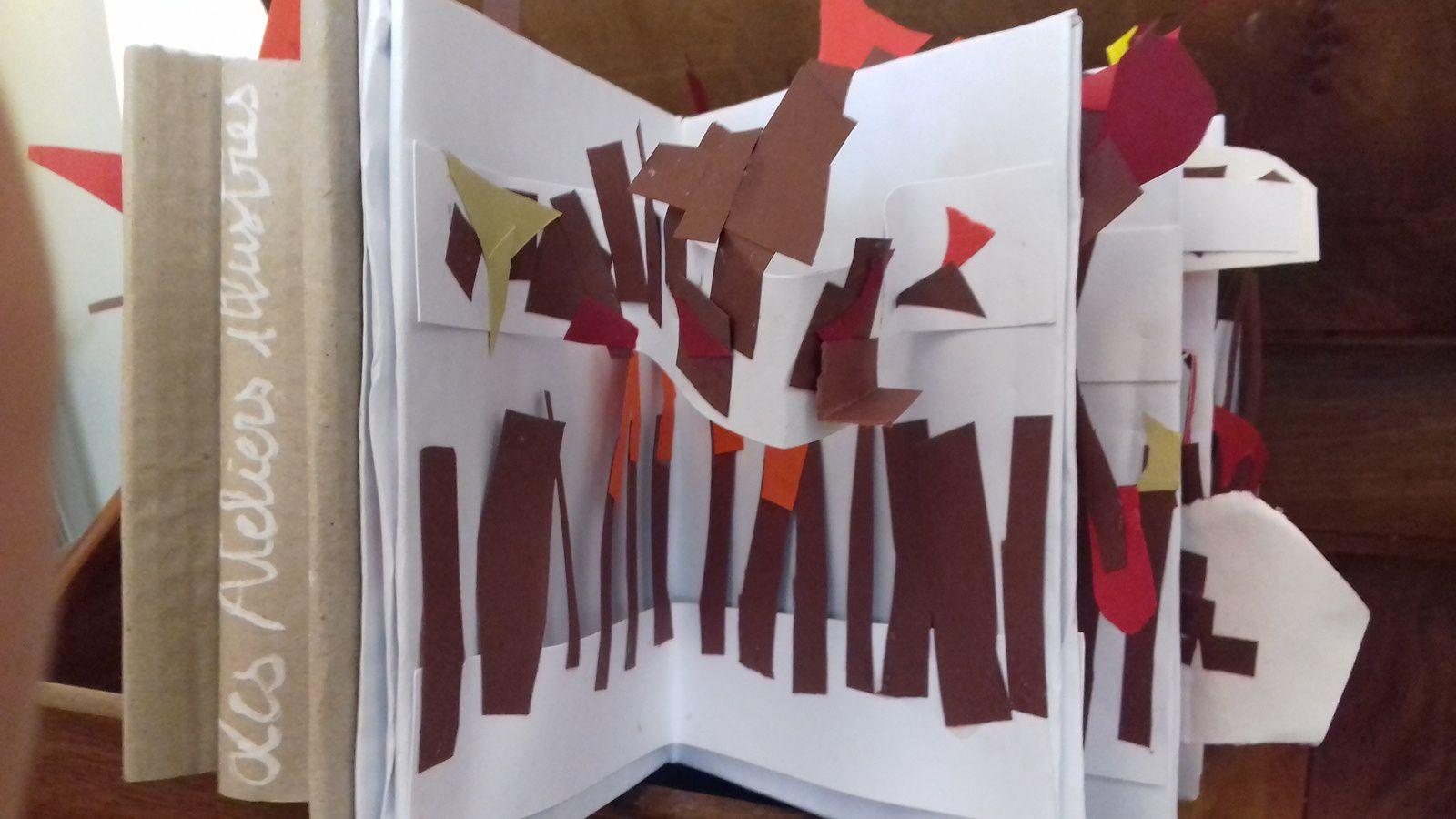 250 enfants des quartiers éloignés sont venus CRÉER et IMAGINER aux Ateliers illustrés