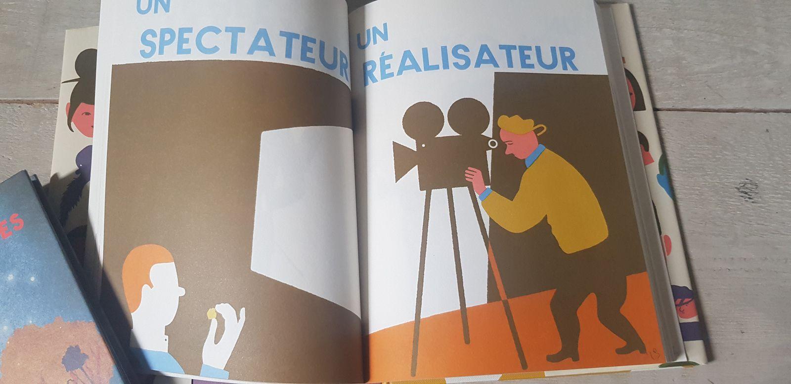 L'IMAGIER DES GENS de Blexbolex aux éditions Albin Michel Jeunesse, 2008