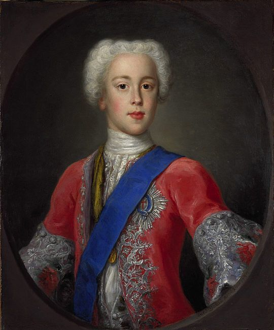 Charles Edward Stuart 1720-1788. Charles Edward Stuart, known as 'Bonnie Prince Charlie' or 'the Young Pretender', was born in 1720. He was the grandson of King James VII of Scotland and II of England.