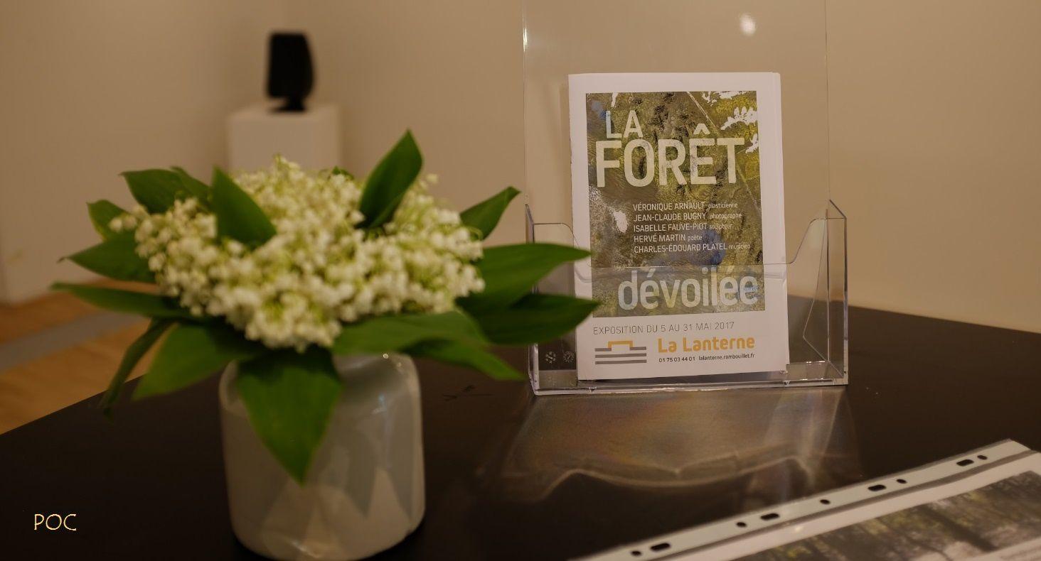 Exposition La Forêt Dévoilée, du 5 au 31 mai à La Lanterne, à Rambouillet