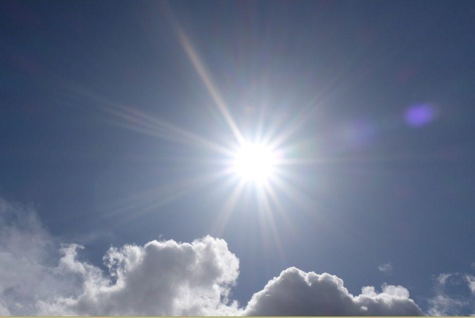 Le soleil de juin: l'ascension vers le solstice d'été... Photo: Pierre-Olivier Combelles