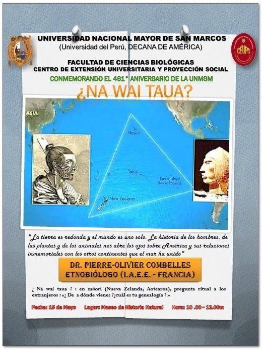 Na wai taua ? (Chala, Pérou, 2019)