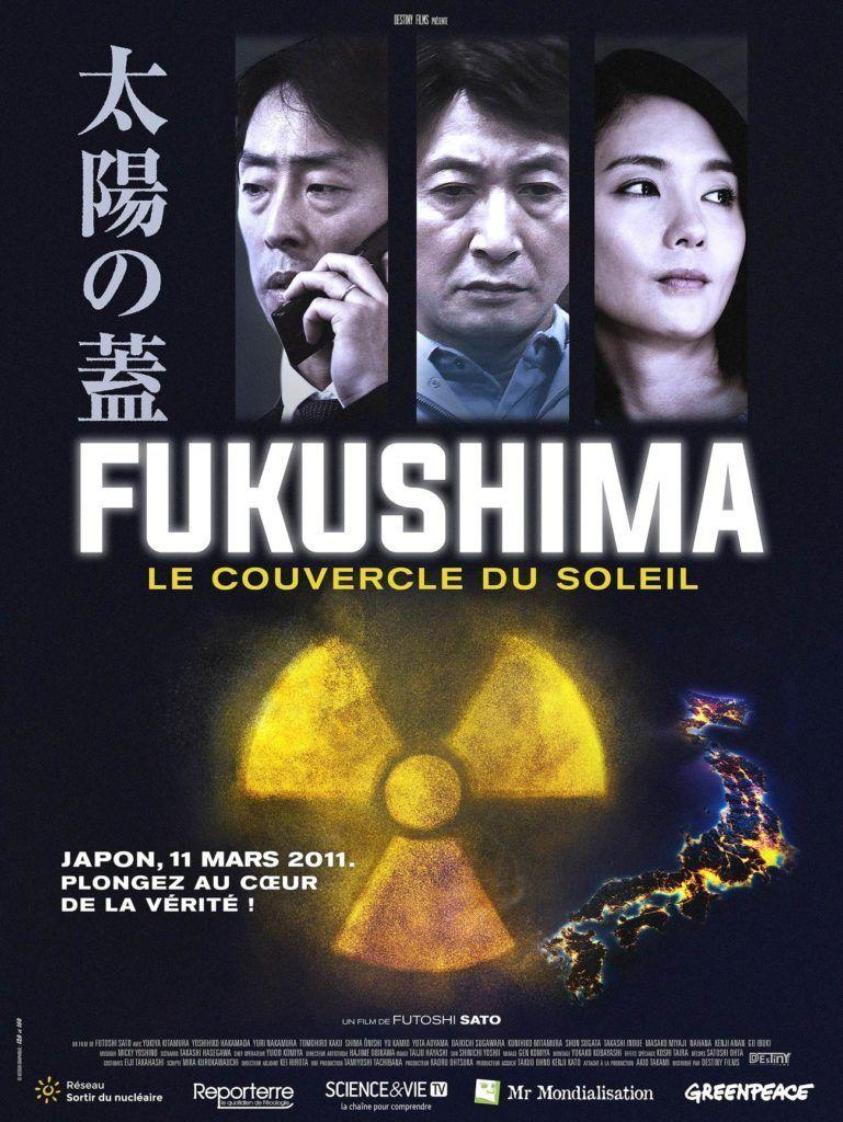 Fukushima - Le couvercle du soleil