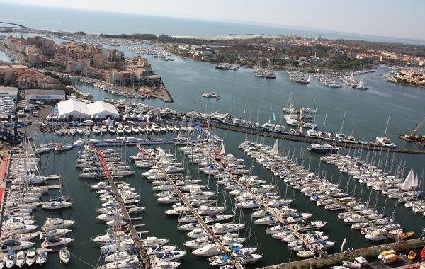 Salon Nautique du Cap d'Agde 2016