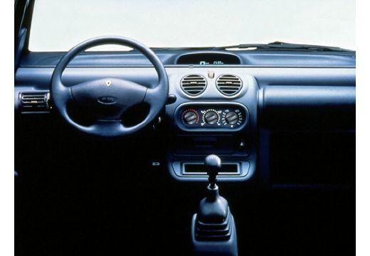 1993 Renault Twingo dashboard