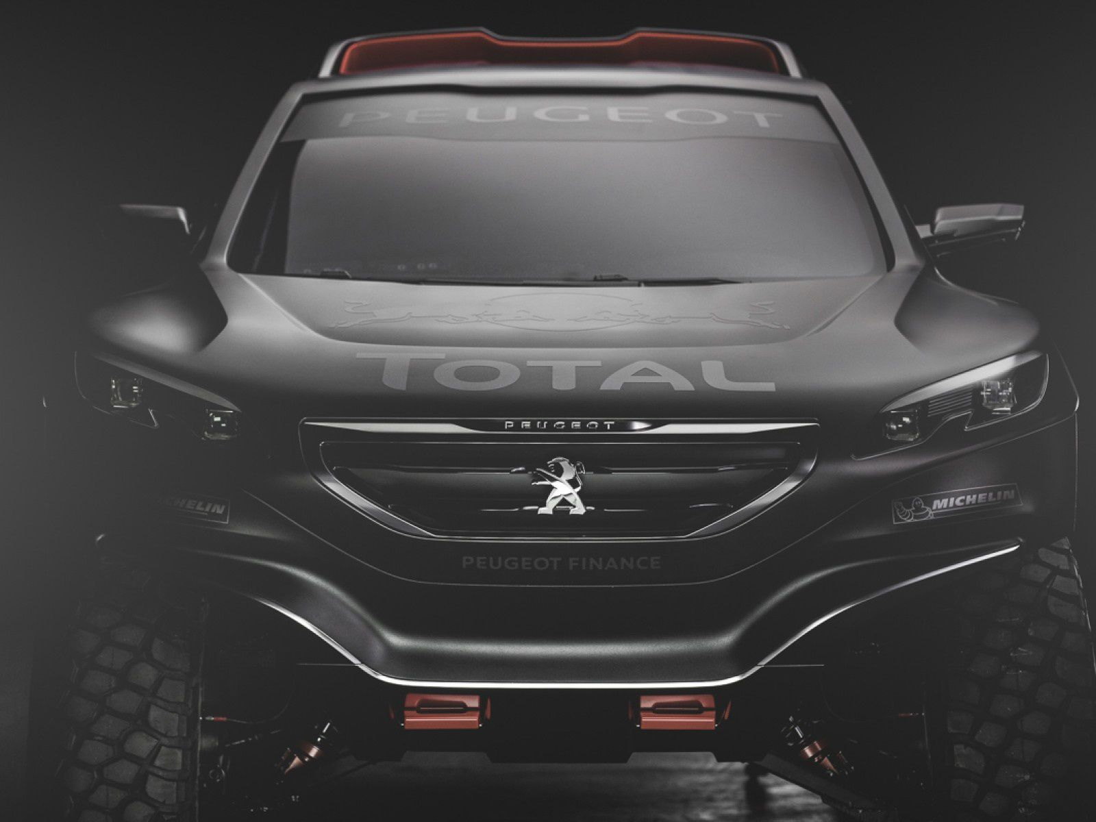 2015 PEUGEOT 2008 DKR, READY FOR DAKAR !