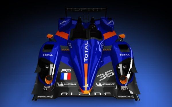 THE ALPINE A450B IS BACK