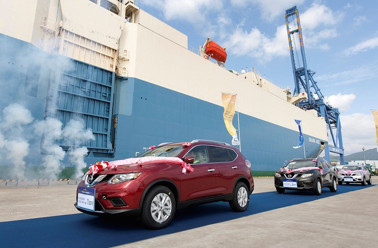 RENAULT BACK IN THE USA AND CANADA ! WITH NISSAN...