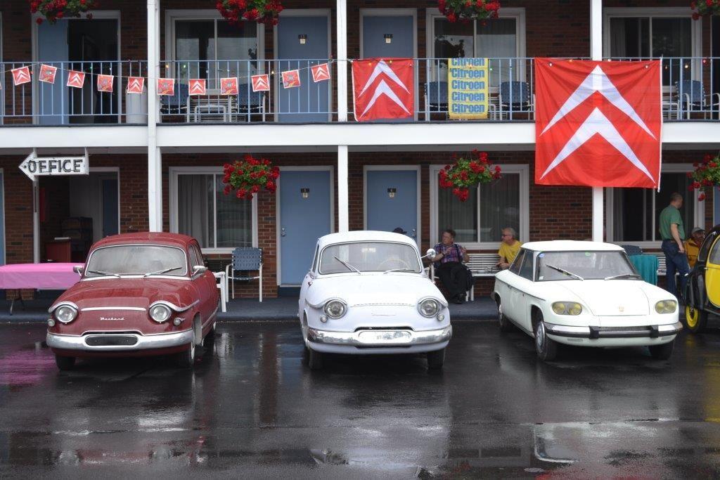 Citroën Rendezvous in Saratoga Springs, NY