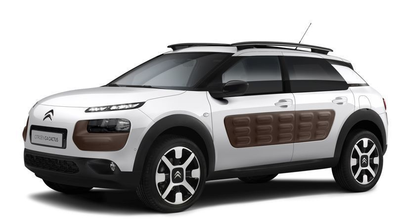 "NYC : CITROËN C4 CACTUS WINS THE ""2015 WORLD CAR DESIGN OF THE YEAR"""