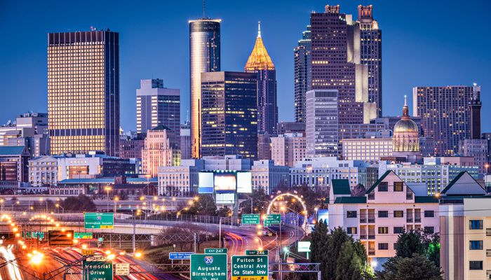 PSA PEUGEOT CITROEN GOES TO ATLANTA USA