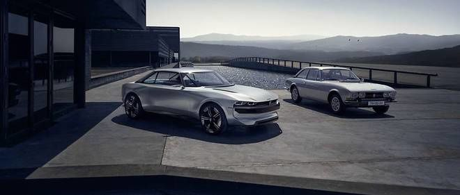 VIDEO - PEUGEOT e-LEGEND CONCEPT