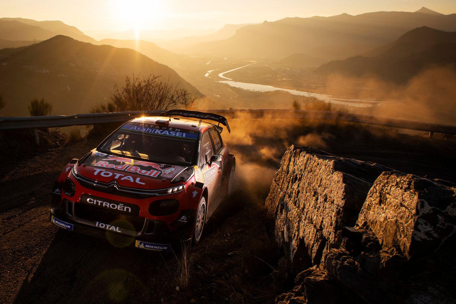 VIDEO : HISTORIC 100TH WRC WIN FOR CITROËN !