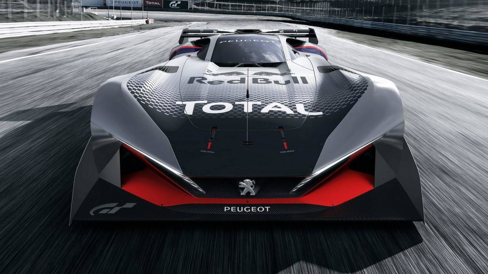WEC PEUGEOT BACK TO LE MANS