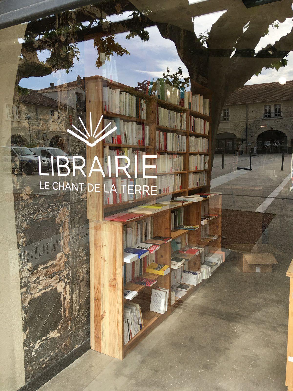 OUVERTURE DE LA NOUVELLE LIBRAIRIE !!!