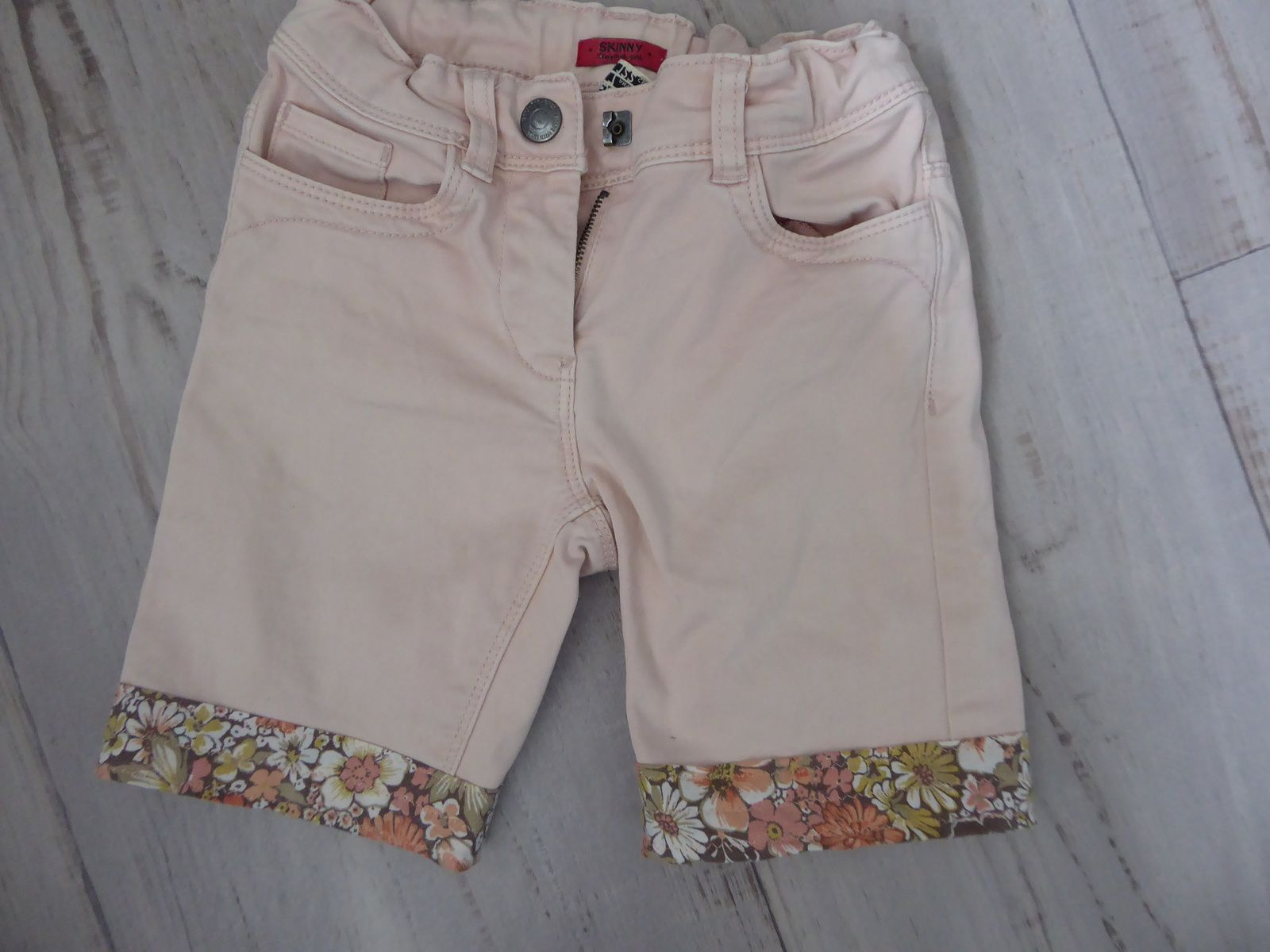 Shorts customisés