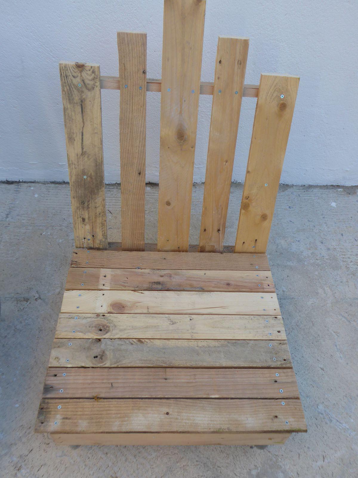 Les multiples vies d'un fauteuil...
