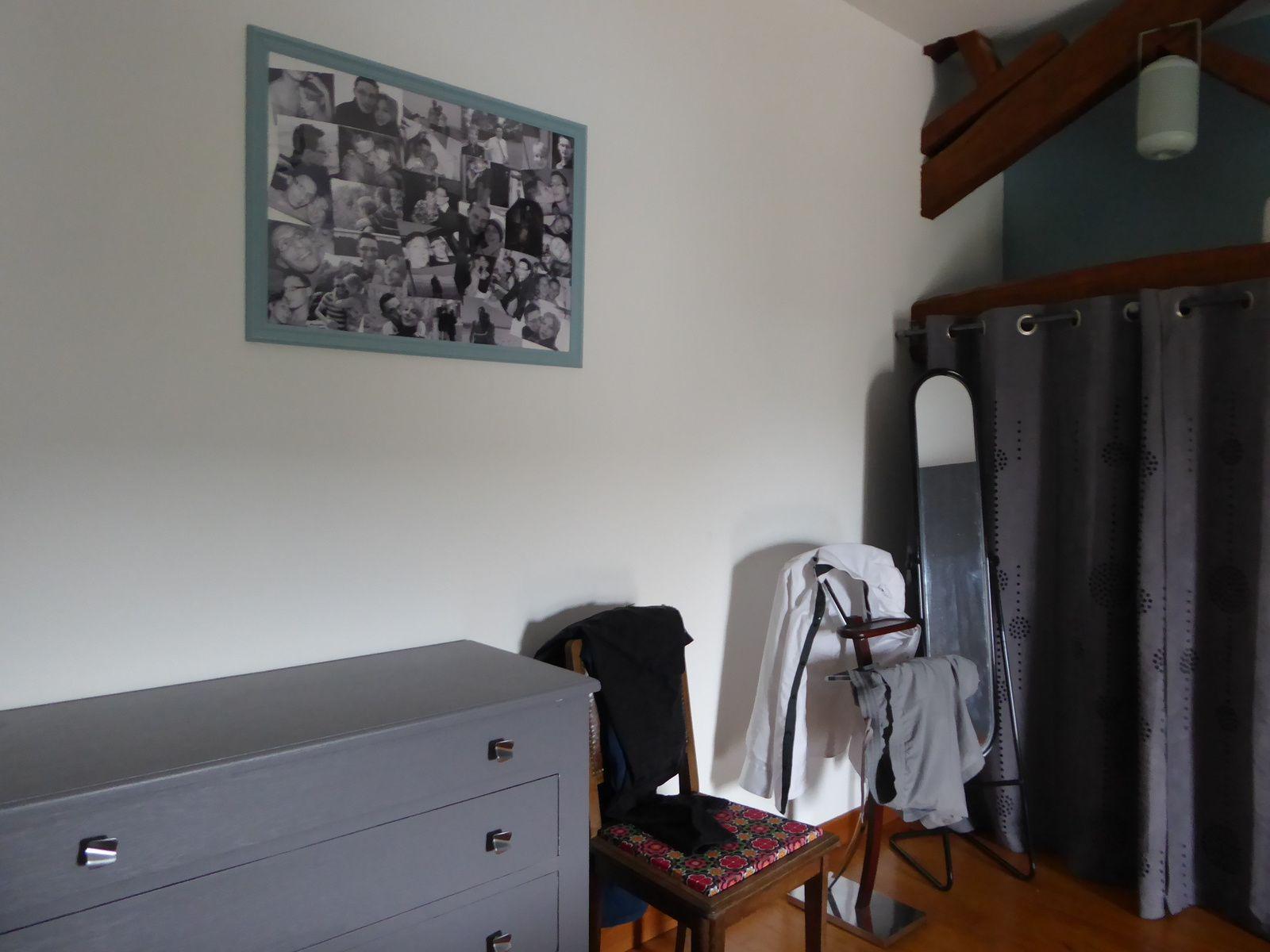 Travaux #4: notre chambre