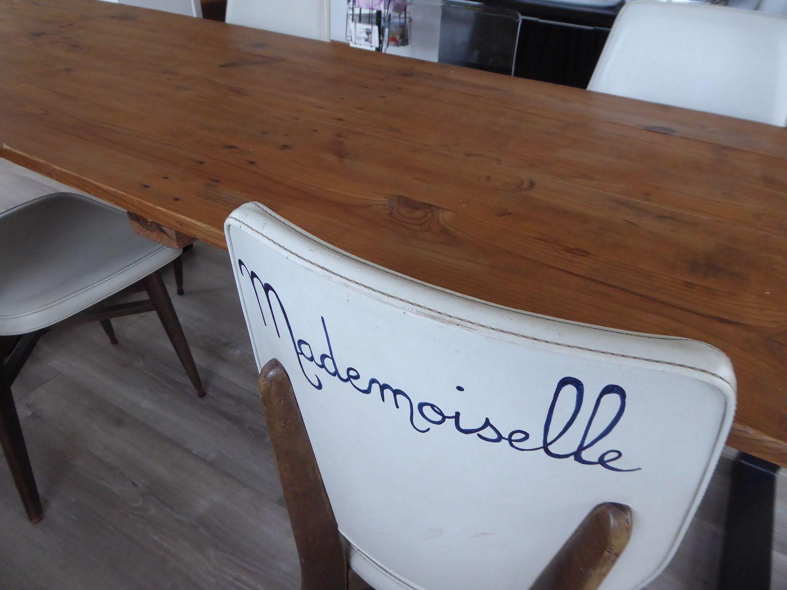 La table que je voulais...