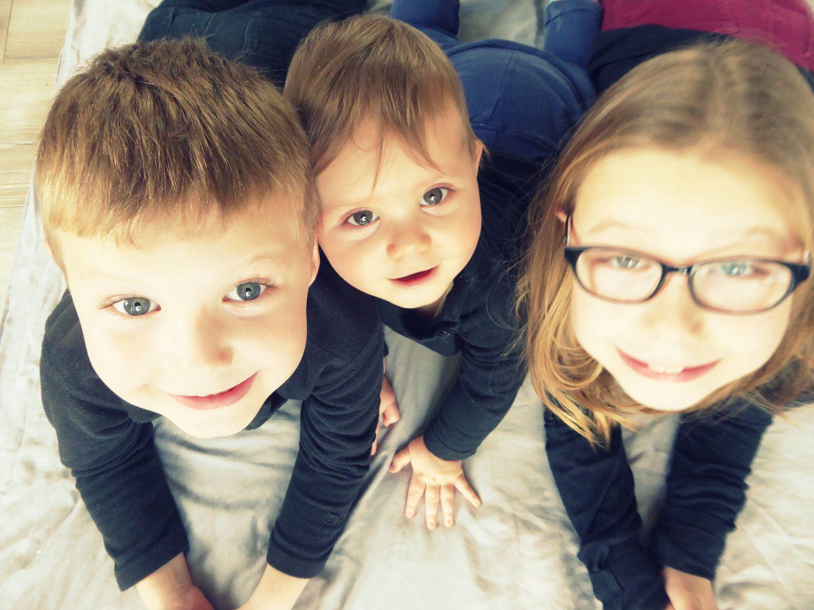 Mon trio d'amour