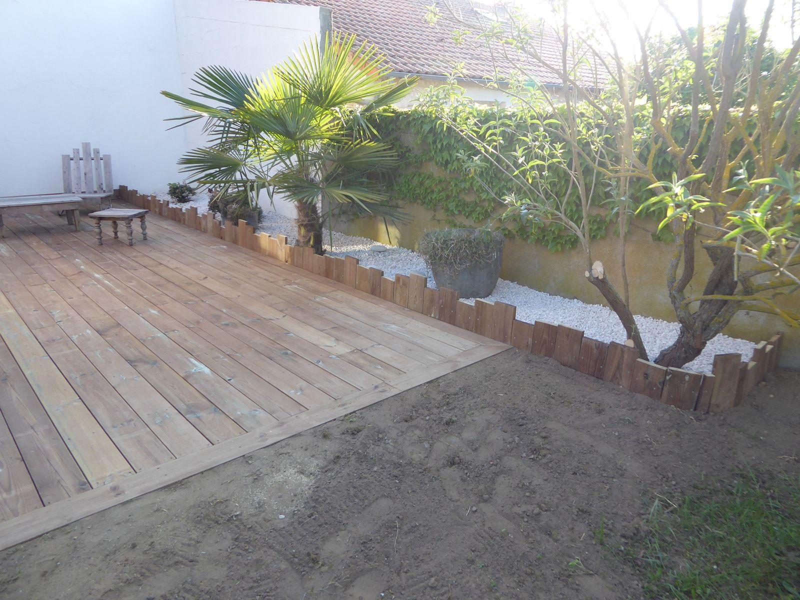Une nouvelle terrasse