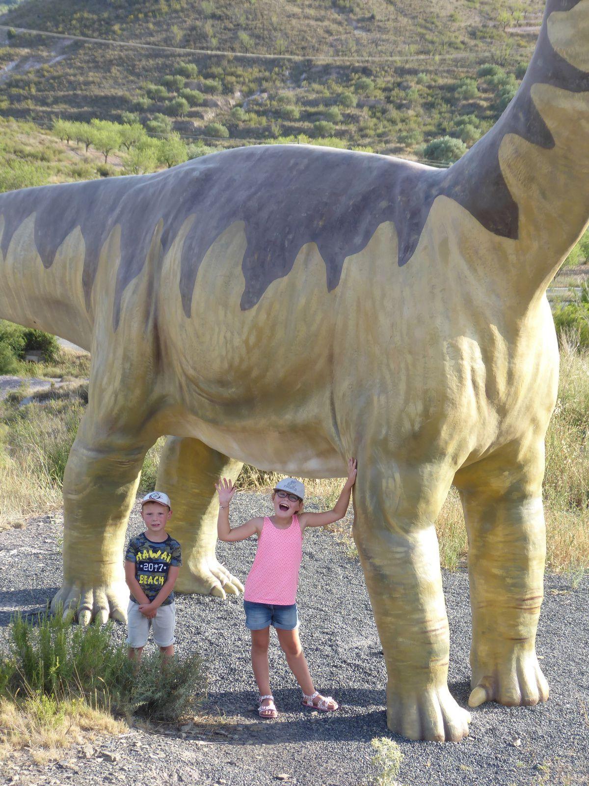 Espagne 2019 #6 Igea et traces de dinosaures