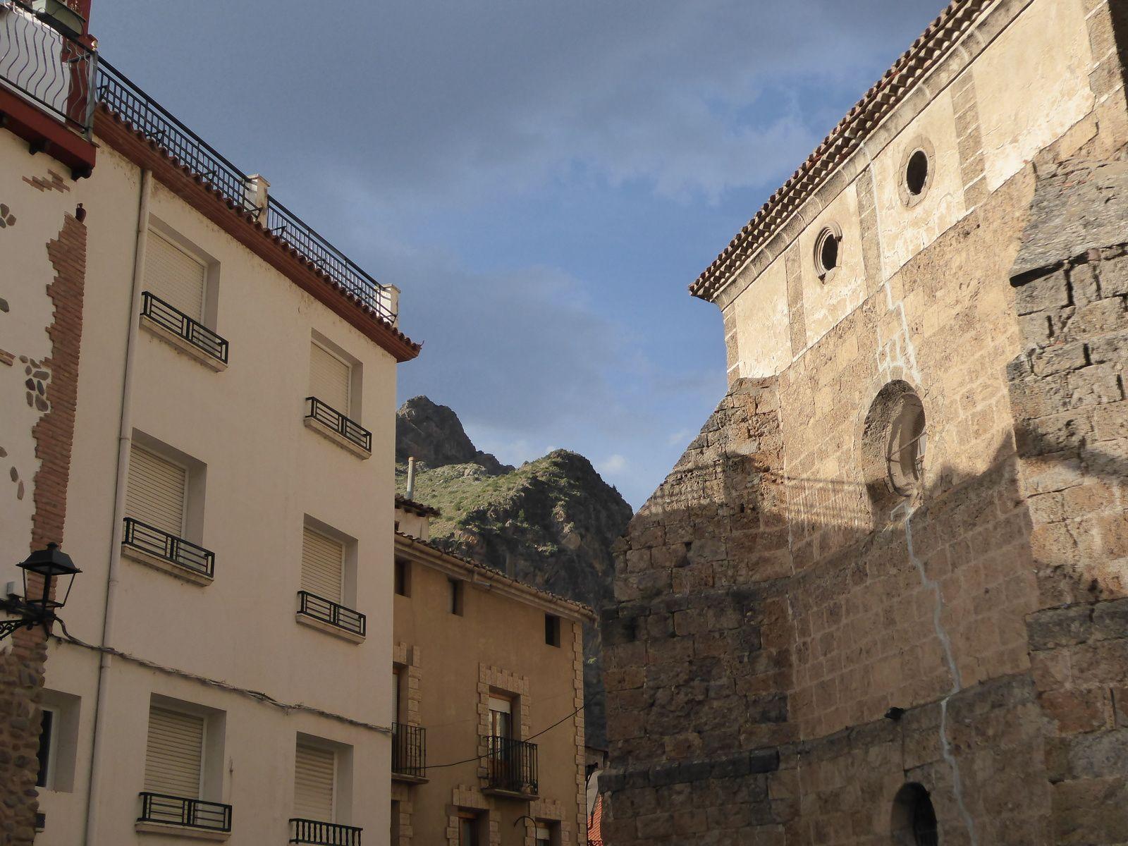 Espagne 2019 #10 Arnedillo et traces de dino près d'Enciso