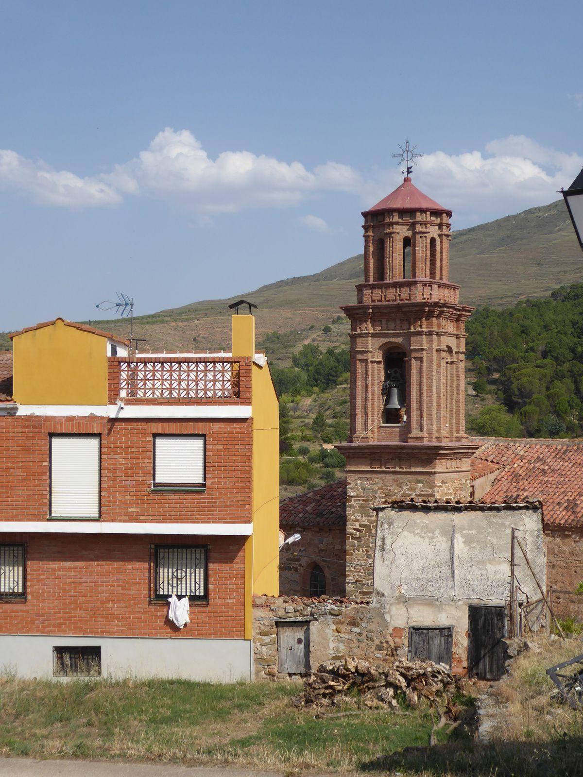 Espagne 2019 #9 Arnedo et Prejano