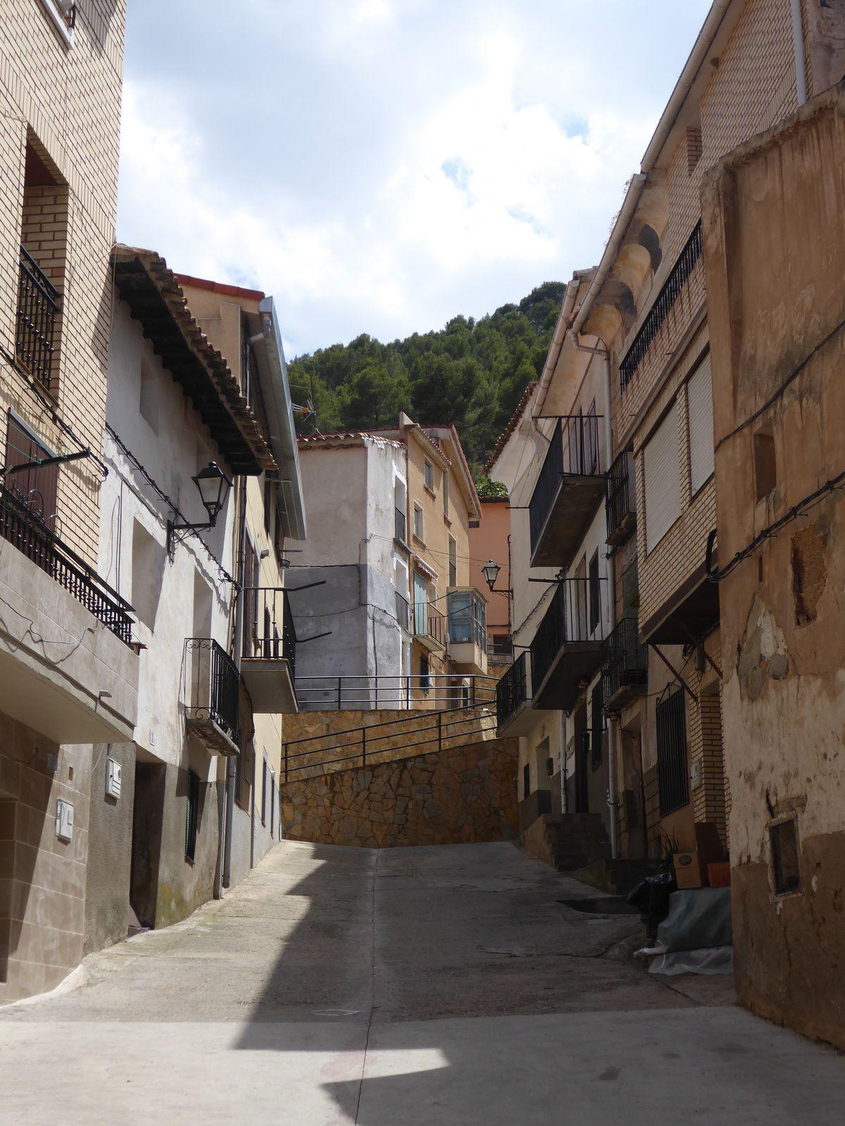 Espagne 2019 #12 Aguilar del rio alhama et Inestrillas