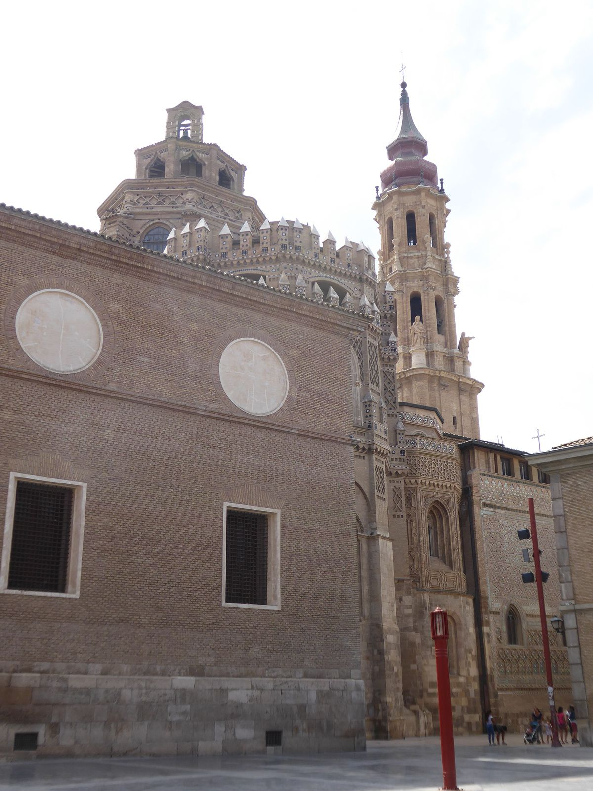 Espagne 2019 #18 Saragosse jour 2 après-midi