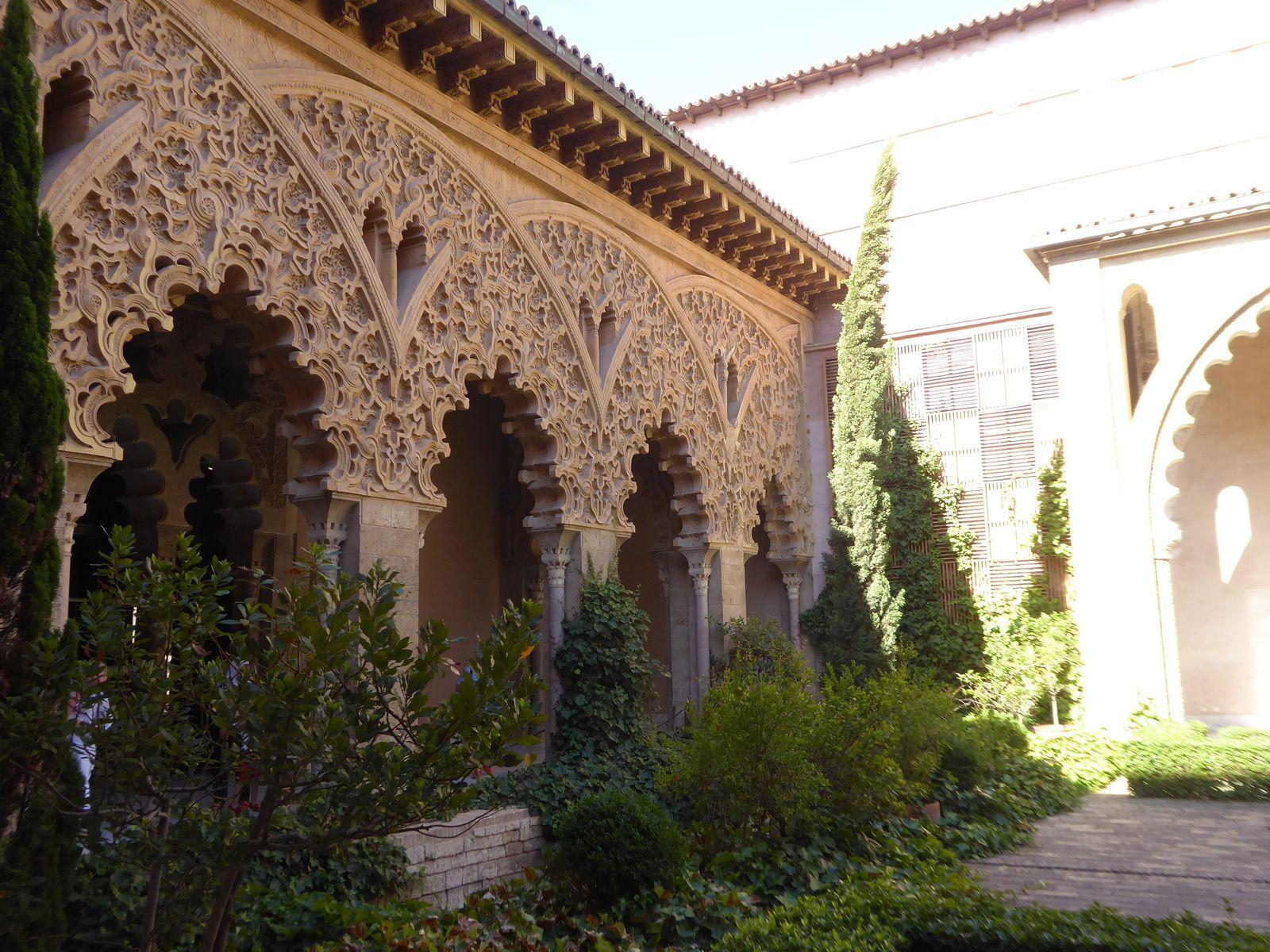 Espagne #21 Saragosse jour 4