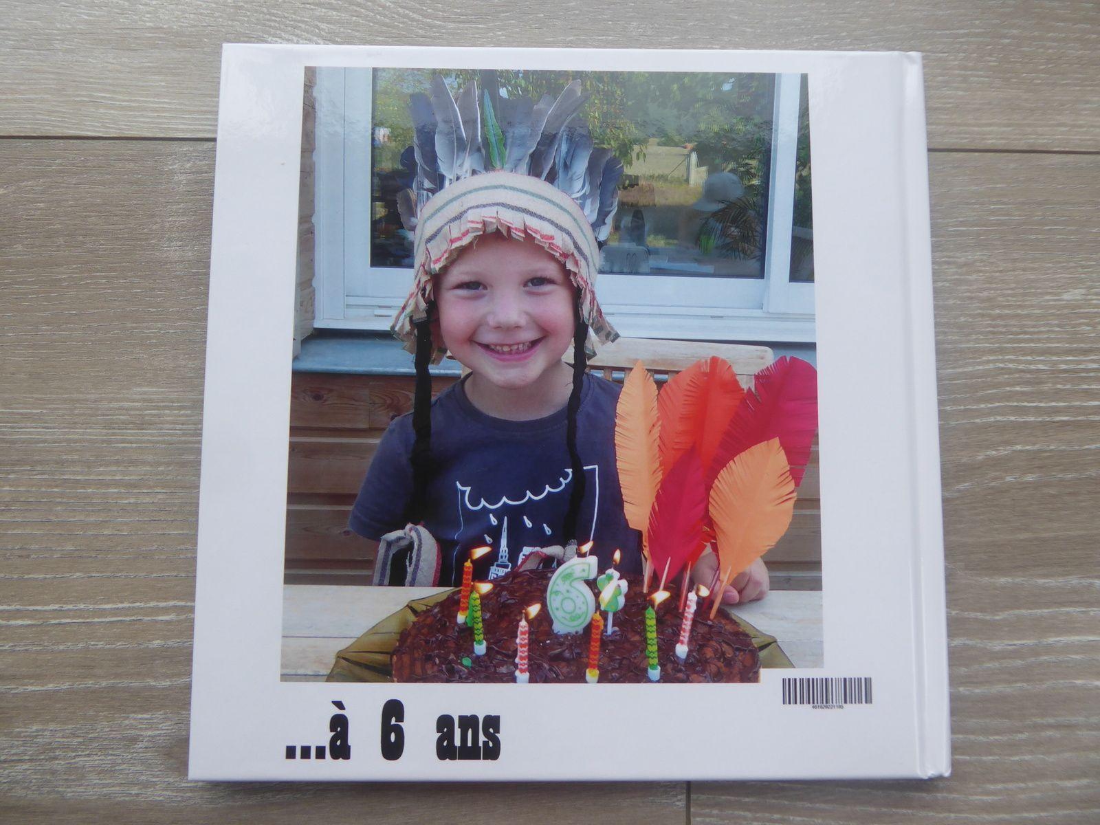 Album photo de Ruben de 3 ans à 6 ans...