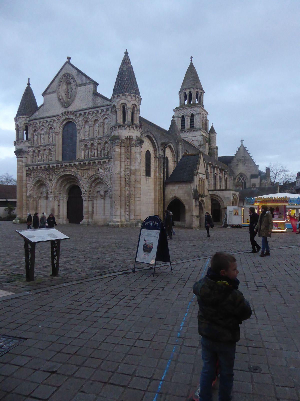Poitiers Noël 2019