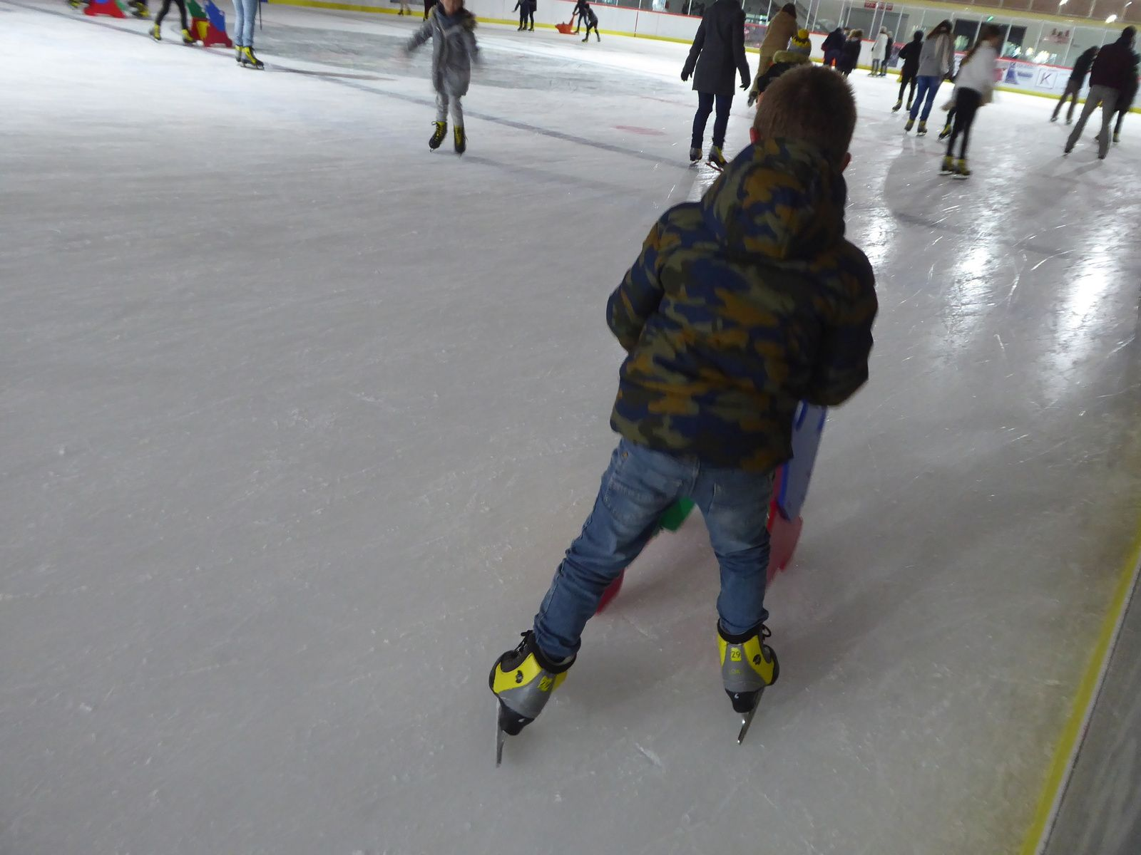 Session patinoire 2019