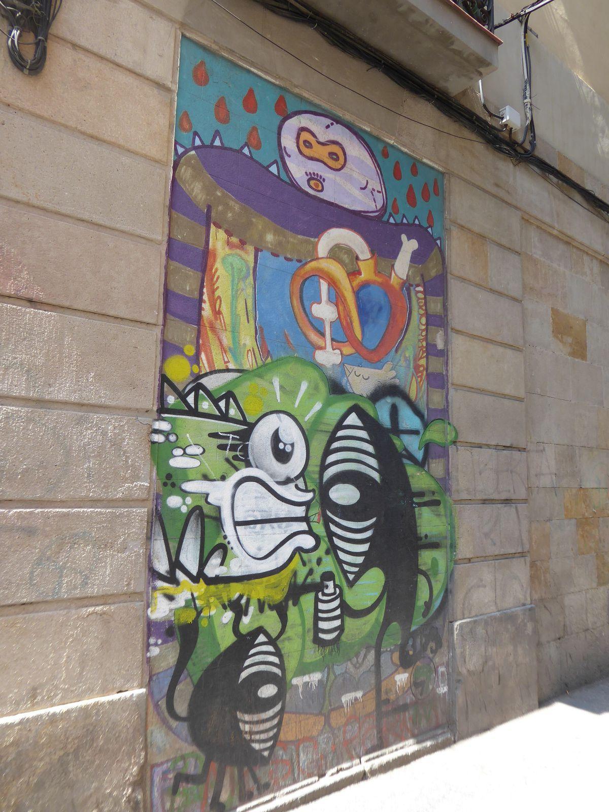 Espagne 2019 #30 Barri Gotic