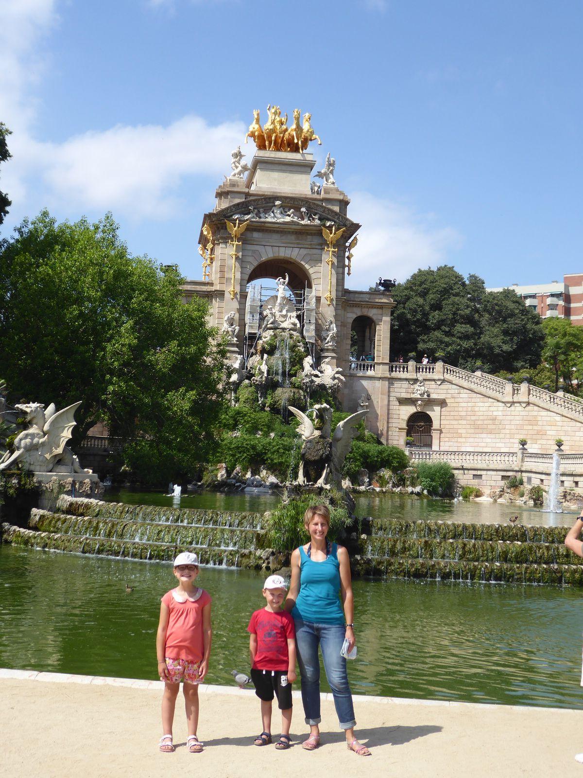 Espagne 2019 #33 Parc de La Ciutadella