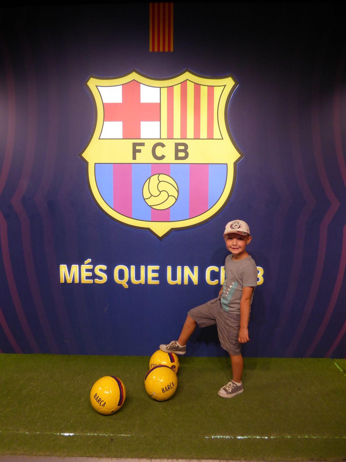 Espagne 2019 #35 Le Camp Nou