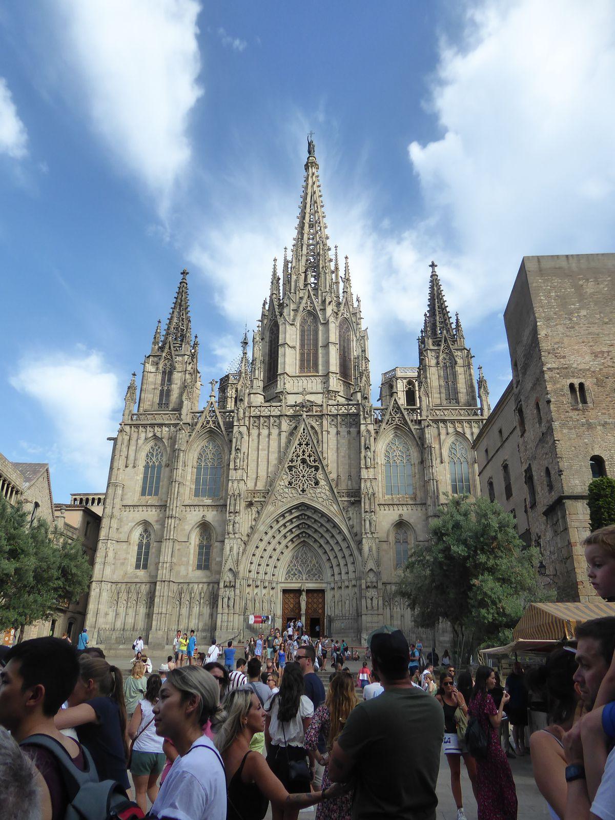 Espagne 2019 #36 Dernière après-midi à Barcelone