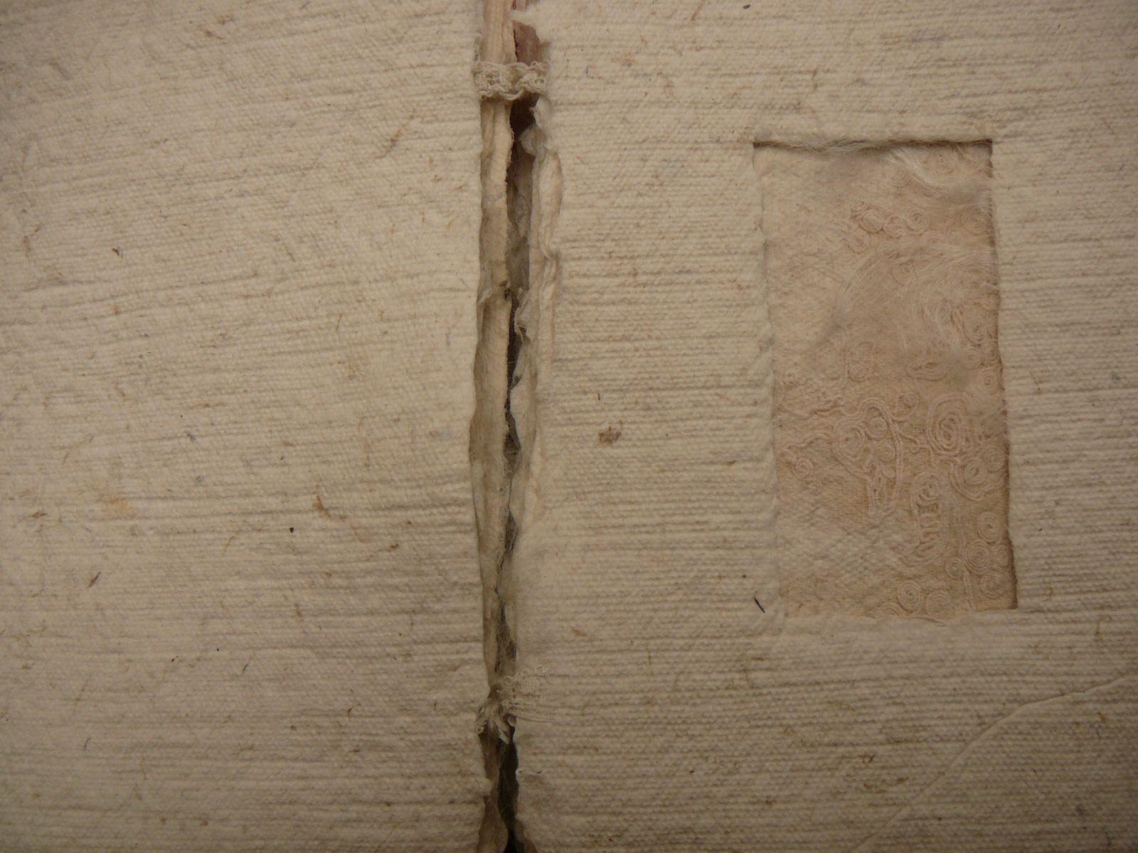 livre de dentelles anciennes