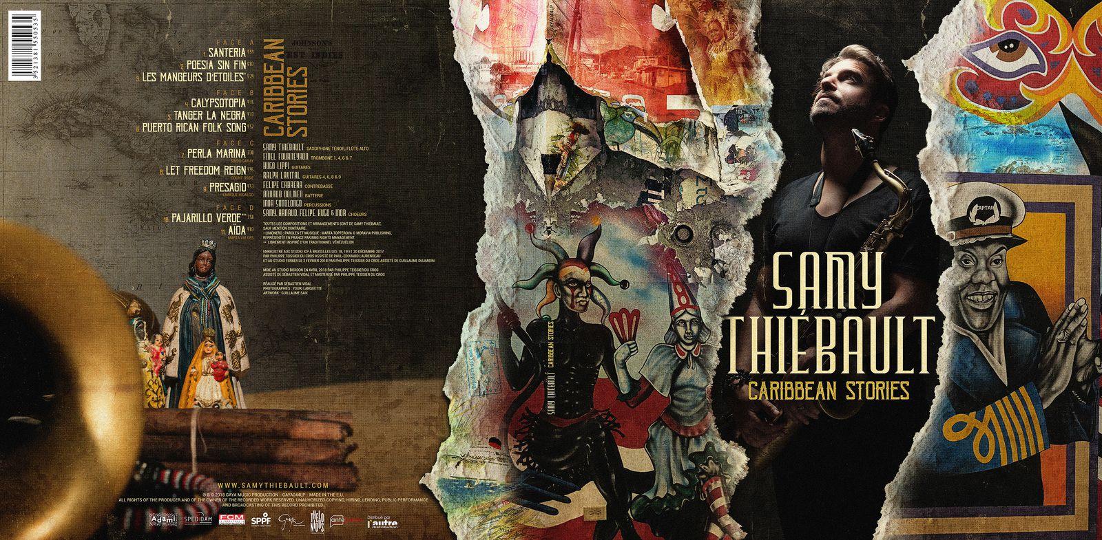 Samy Thiébaut - Caribbean Stories