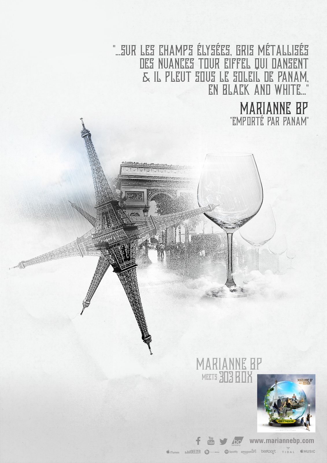 Marianne BP - aparté parisienne