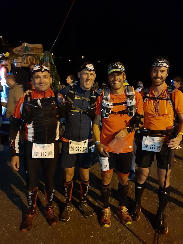 Ultra Trail du Beaufortain par Giovanni - 2018-07-21