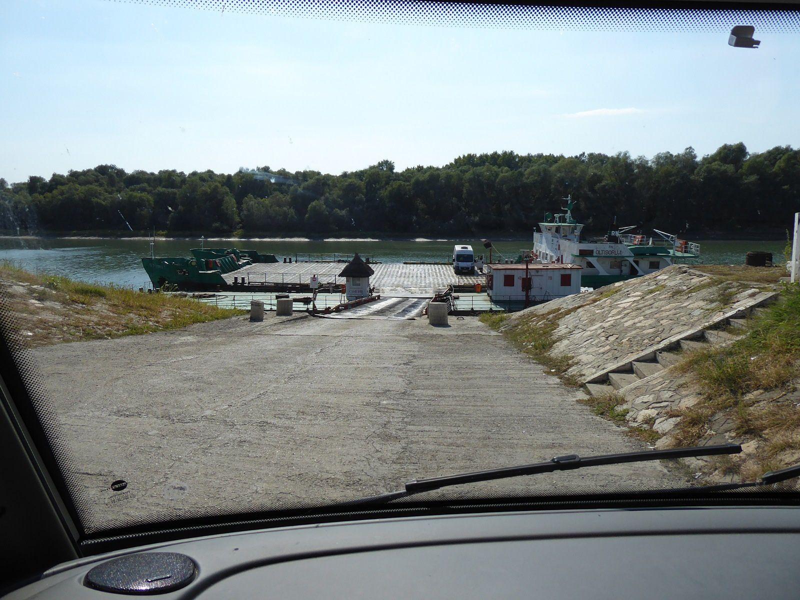En suivant le Danube