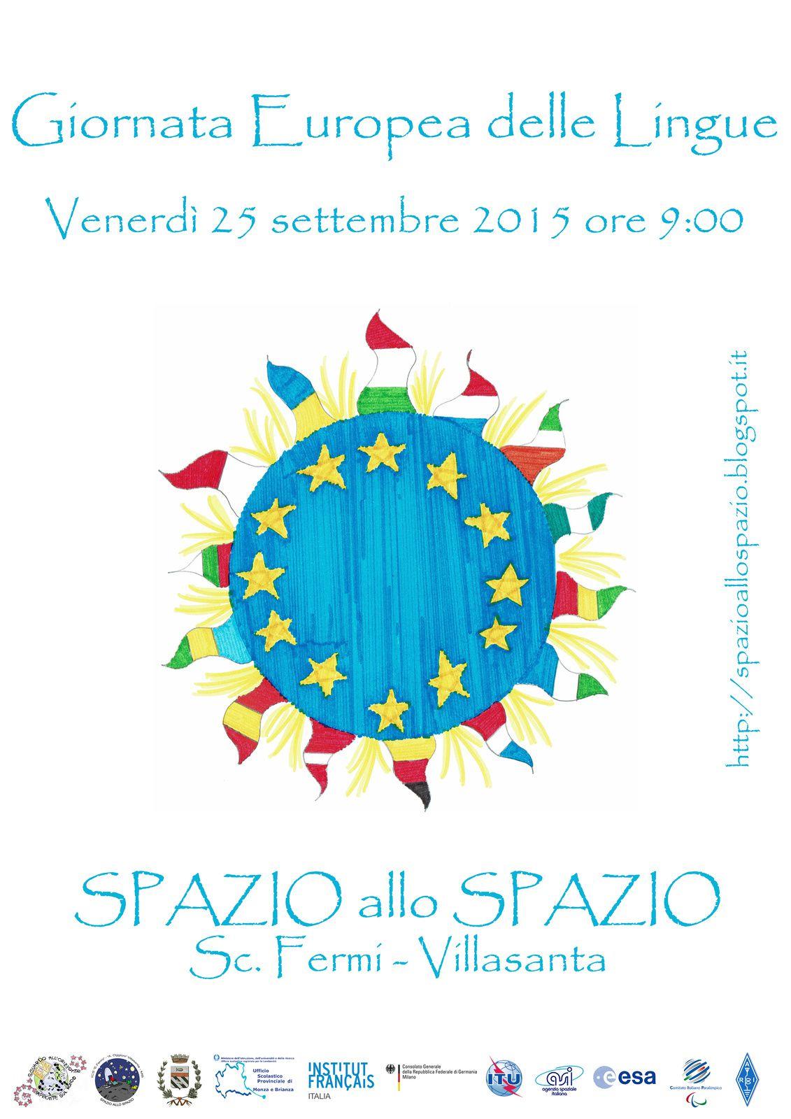 affiche réalisée par Jacopo Folchini - quatrième A